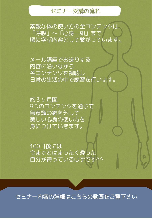 素敵な体の使い方4
